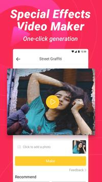 Biugo— Editor Video Efek Ajaib poster