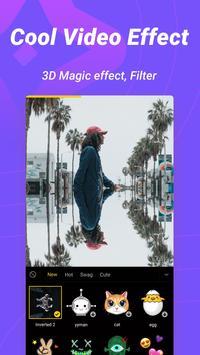Biugo— Magic Effects Video Editor imagem de tela 1