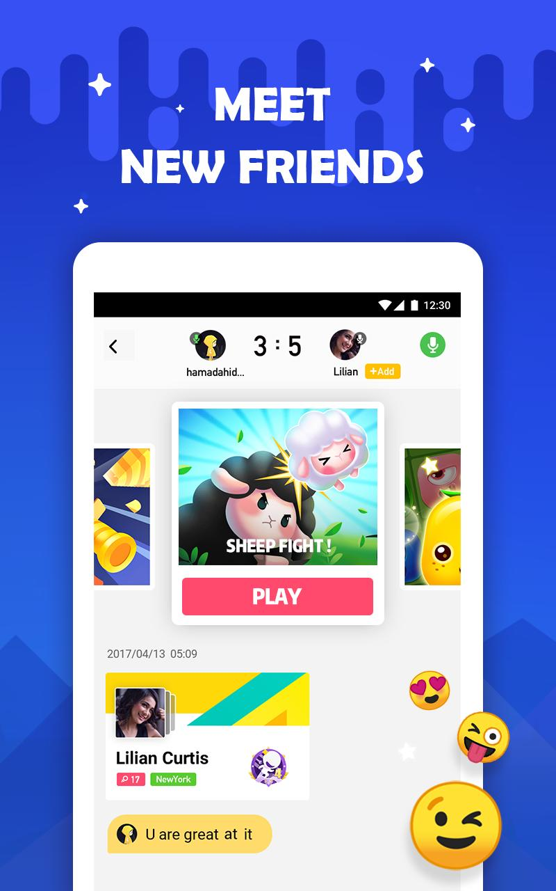 HAGO - Play With New Friends app for Android download 2019