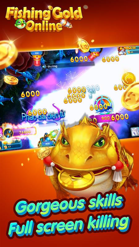 Fishing Gold Online Game Mancing Ikan For Android Apk Download