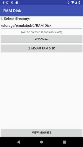RAM Disk for Android - APK Download