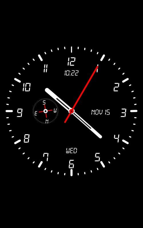 Clock Live Wallpaper for Android - APK Download