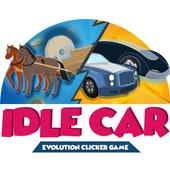 Idle Car Evolution Clicker Game icon