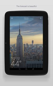 Yahoo Weather screenshot 5