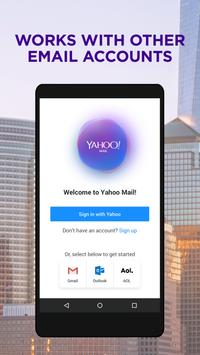 Yahoo Mail poster