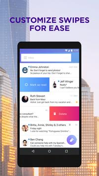 Yahoo Mail captura de pantalla 1