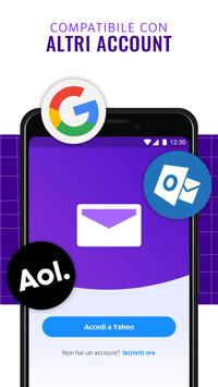 3 Schermata Yahoo Mail