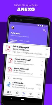 Yahoo Mail imagem de tela 4