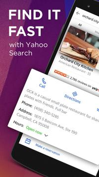 Yahoo Search poster