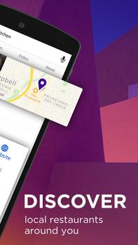 Yahoo Search screenshot 1