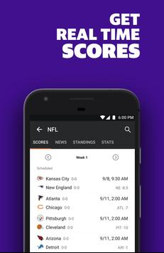 Yahoo Sports - scores, stats, news, & highlights screenshot 3