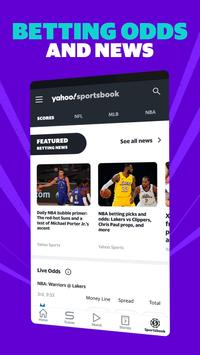 Yahoo Sports - Get scores & watch live NFL games screenshot 4