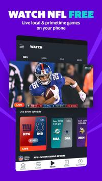 Yahoo Sports - Get scores & watch live NFL games poster