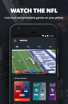 Yahoo Sports - Live NFL games, scores, & news screenshot 1