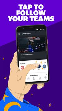 Yahoo Sports: Get live sports news & updates screenshot 1