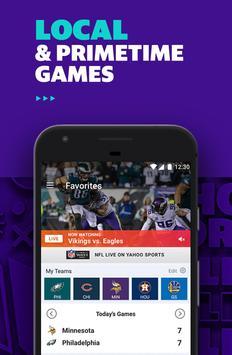 Yahoo Deportes: Fútbol y más captura de pantalla 2