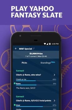 Yahoo Sports - scores, stats, news, & highlights screenshot 2