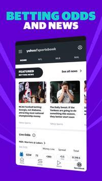 Yahoo Sports: sports scores, live NFL games & more screenshot 2