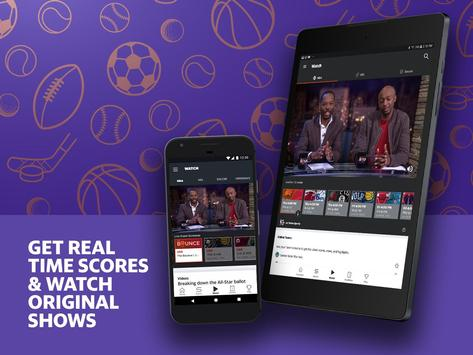 Yahoo Sports - Get scores & watch live NFL games screenshot 6