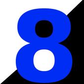 8 アイコン