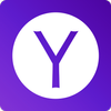 Yahoo - News, Mail, Sports-icoon