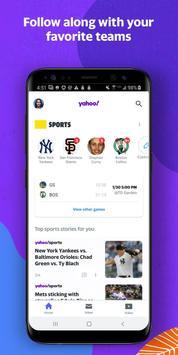 Yahoo screenshot 3