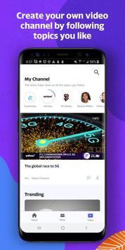 Yahoo screenshot 4