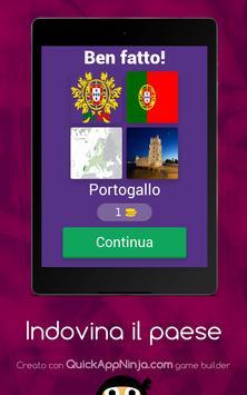 Indovina il paese screenshot 15