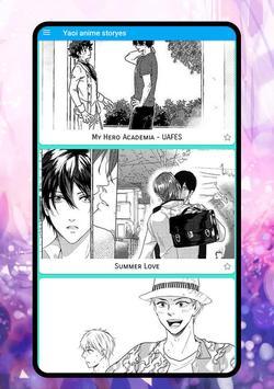 Yaoi Manga Novels screenshot 3
