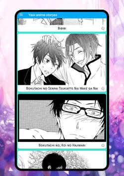 Yaoi Manga Novels screenshot 10