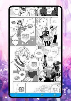 Yaoi Manga Novels screenshot 7