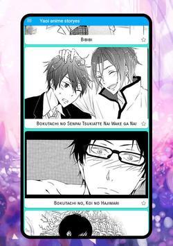 Yaoi Manga Novels screenshot 4