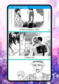 Yaoi Manga Novels screenshot 9