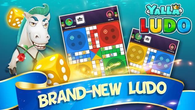 Yalla Ludo poster