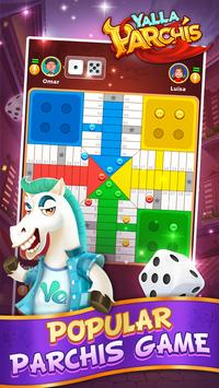 Yalla Parchis poster