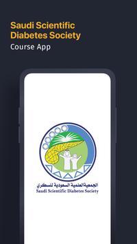 Saudi diabetes academy poster