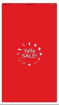 YallaSale! poster