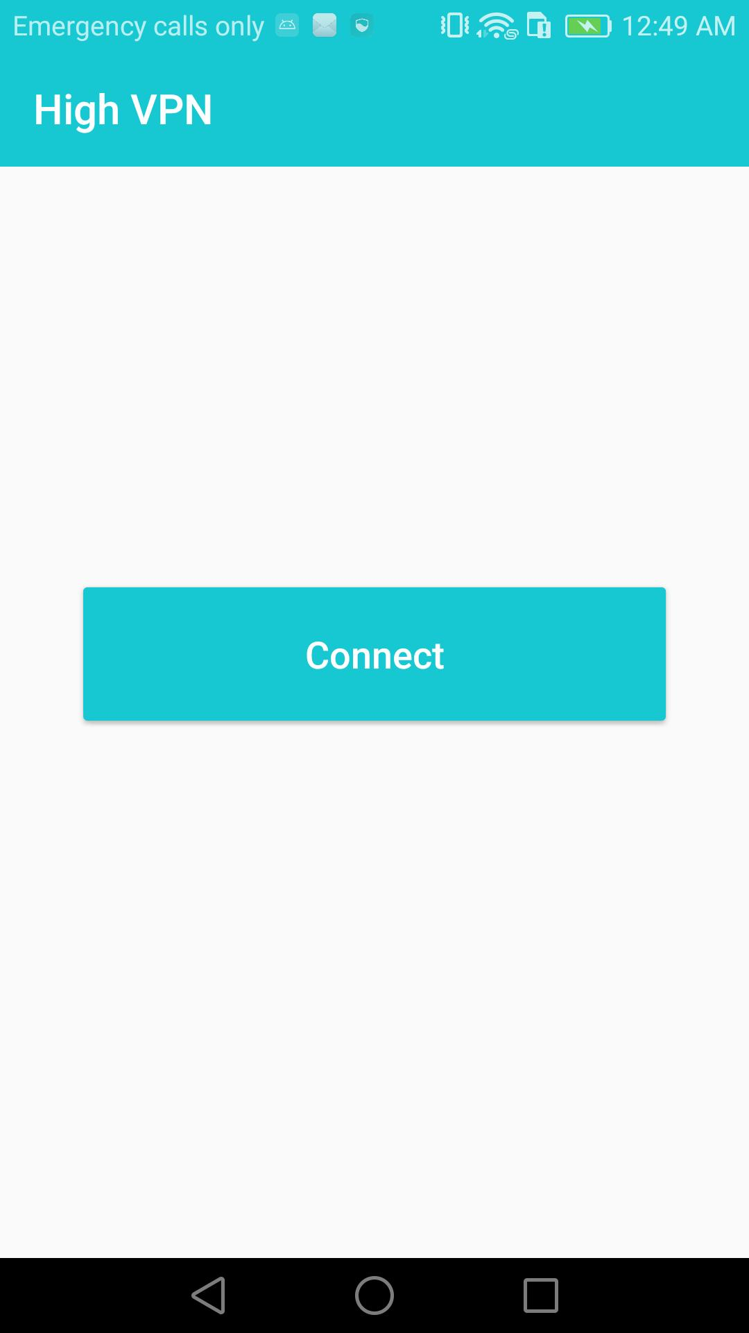 High VPN for Android - APK Download