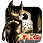 Bendy and the devil icon