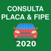 Consulta Placa e Fipe 2020 icon