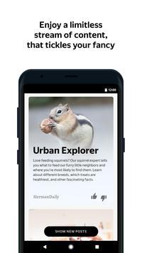 Яндекс.Дзен — интересные статьи, видео и новости скриншот 4