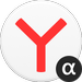 Yandex Browser (alpha)