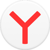 Yandex Browser with Protect icon