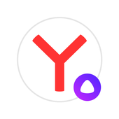 Яндекс.Браузер — с Алисой иконка