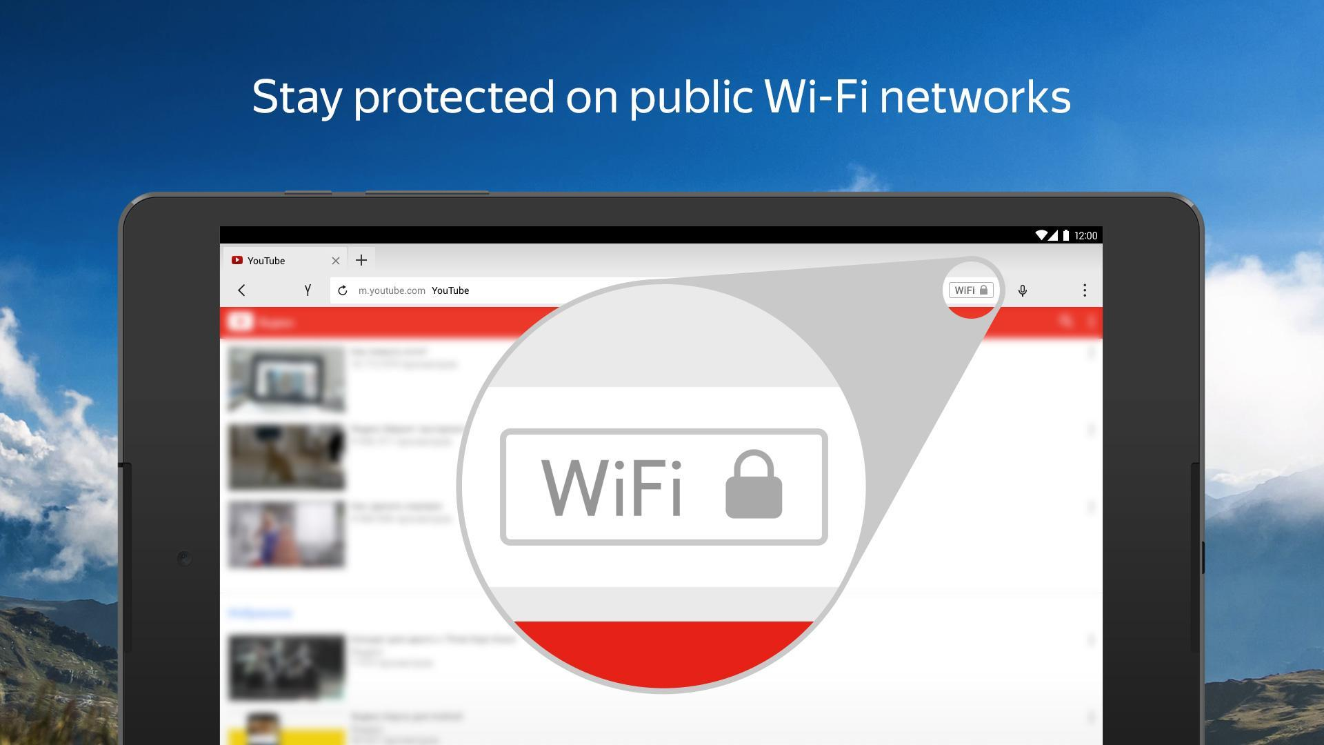 Yandex Browser with Protect for Android - APK Download