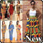 African Clothing Women Styles icon