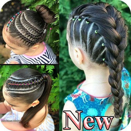Little Girls Hairstyles For Android Apk Download