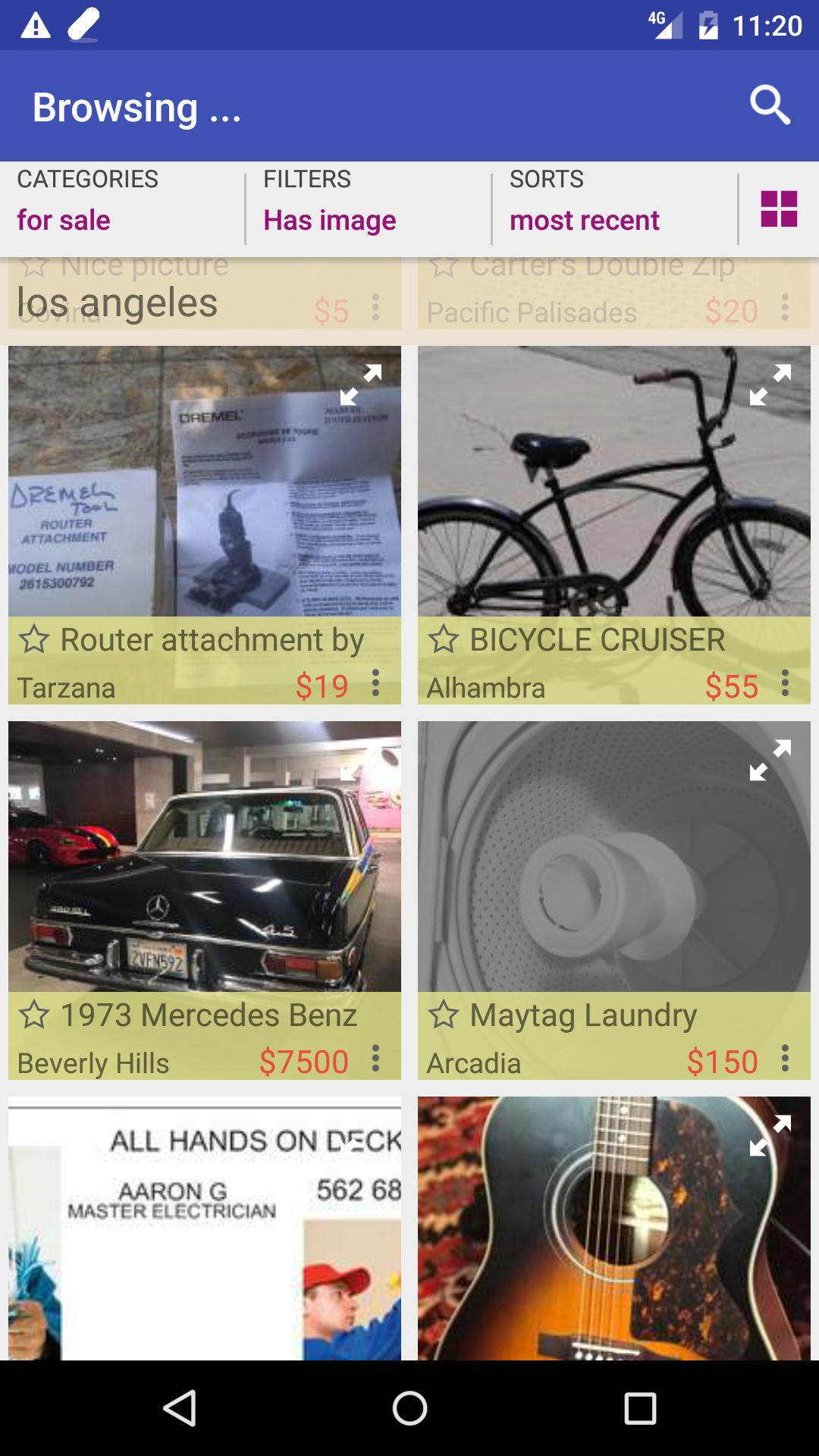 CPlus for Craigslist for Android - APK Download
