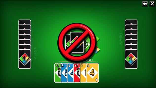 小野マルチプレイヤーオフラインカード - 友達と遊ぶ スクリーンショット 7