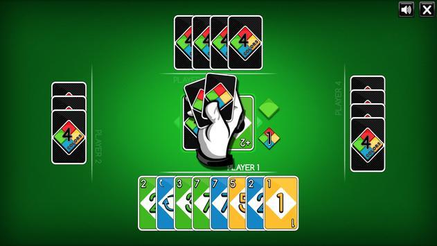小野マルチプレイヤーオフラインカード - 友達と遊ぶ スクリーンショット 1